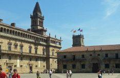 Der Sehnsuchtsort aller Camino-Pilger: Die Kathedrale von Santiago de Compostella. (Foto: Meurer)