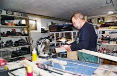 Eine gut sortierte Werkstatt hilft dem Selbstausbauer ganz enorm bei seinem Vorhaben. (Foto: Kleinschwärzer)