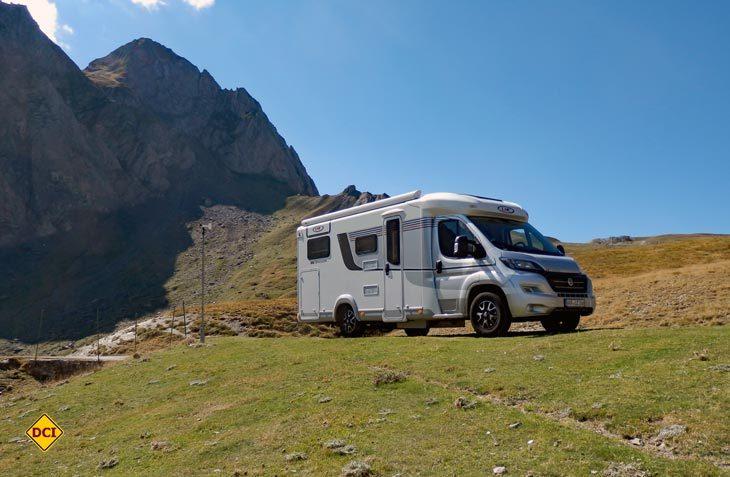 Sorgenfrei Reisen: LMC bietet für seine Freizeitfahrzeuge jetzt mit Anschlussgarantie, Mobilitätsgarantie sowie Aufbaudichtheitsgarantie dreifache Sicherheit an. (Foto: det)