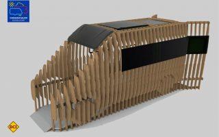 Polyplastic präsentiert mit PolyBus eine völlig neue Fenster-Generation speziell für Kastenwagen. (Foto: Polyplastic)