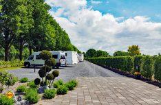 Der beliebte niederländische Reisemobil-Stellplatz Oirschot vor den Toren von Eindhoven hat jetzt freies WiFi am gesamten Platz. (Foto: Stellplatz Oitschot)
