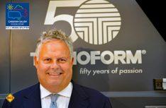 Roberto Kercok, CEO vom Möbel-Zulieferer Tecnoform ist am 1. August unerwartet verstorben. (Foto: det)