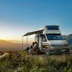 Weltpremiere des VW California XXL auf dem Caravan Salon
