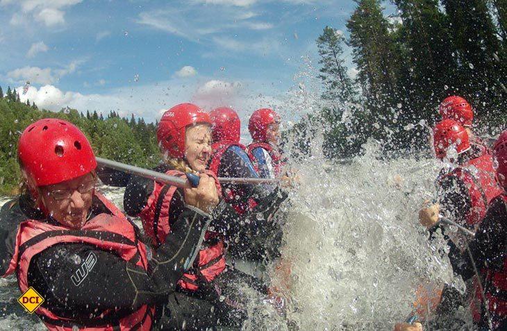 Eines sollte man sicher bei dieser Tour nicht haben: Angst vor Wasser, Wind und Wellen. (Foto: visitsweden)