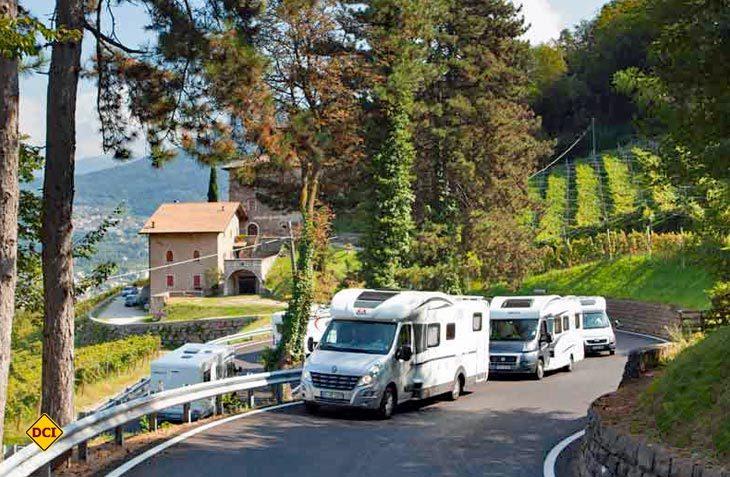 Die ADAC WohnmobilVermietung hat sich in zehn Jahren zum Marktführer in Deutschland entwickelt. (Foto: ADAC)
