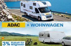 1.800 Reisemobile aller Klassen und 300 Wohnwagen hat die ADAC Mietflotte zur Zeit im Angebot. (Foto: ADAC)