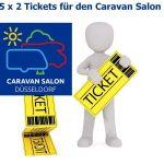 Gewinnspiel Caravan Salon – Die Sieger stehen fest