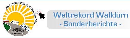 Weltrekord in Walldürn - viele Helfer bringen den Eintrag in das Guiness-Buch (Foto: tom/Montage/ Goldschmitt)