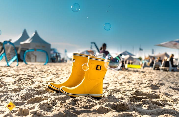 Mitmachen für Alle: Erstes Seaborn-Festival am Kühlungsborner Strand. (Foto: Touristik-Service Kühlungsborn / U. Pawandenat)