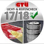 Sicher durch den Winter – GTÜ bietet kostenlosen Licht- und Reifencheck