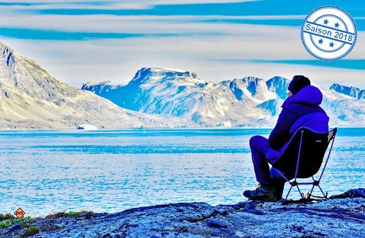 Mit dem Chair One lanciert Helinox einen komfortablen Campingstuhl, der durch seine Qualität, das geringe Gewicht und kleinste Packmaße besticht. (Foto: Werk)