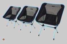 Neben der Standard- Ausführung gibt es den Chair One auch als Mini, L und XL. (Foto: Werk)