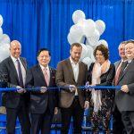 Erwin Hymer Group eröffnet neues Produktionswerk in Kanada