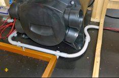 Gasanlage: Die Truma Combiheizung wird platziert und angeschlossen. (Foto: Klinke)