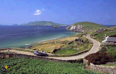 170 Kilometer führt eine traumhafte Küstenstraße den berühmten Ring of Kerry in der irischen Grafschaft Kerry entlang. (Foto: McRent)