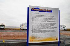 Auch im Herbst kann man auf über 100 Stellplätzen in Ostfriesland mit Blick aufs Meer frische Seeluft schnuppern. (Foto: det)