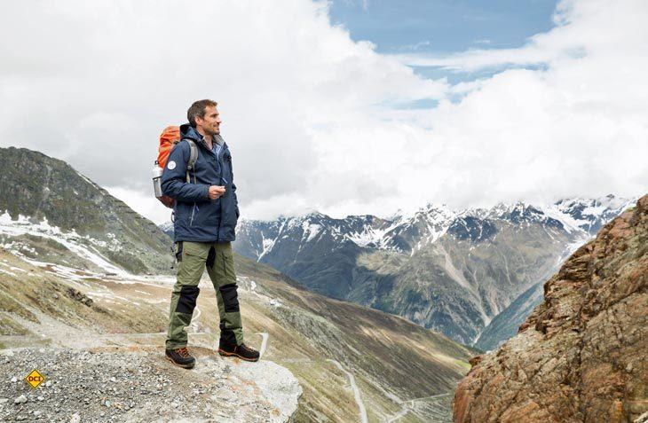 Auf dem höchsten Stellplatz Europas im Südtiroler Schnalstal findet das Camper Van Summit Meeting 2017 mit Workshops zu Hiken, Trailrunning und Mountainbiken statt. Truma ist Hauptsponsor. (Foto: Truma)