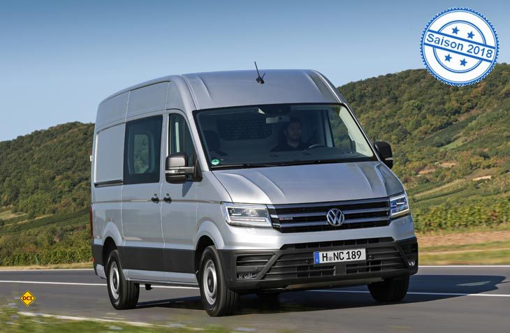 der neue vw crafter jetzt in nahezu allen versionen am start deutsches caravaning institut. Black Bedroom Furniture Sets. Home Design Ideas