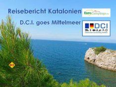 Gemeinsam mit ACSI, dem niederländischen Camping-Spezialisten, besucht das D.C.I. die wunderbare Region Katalonien. Lassen Sie sich von dem Reisebericht inspirieren. (Foto: D.C.I. - hcb)