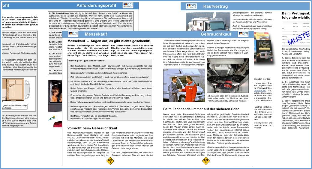 Vorgucker: Din-A-5-Format; kompakte 16 Seiten; PDF-Dokument. Alle wichtigen Informationen für einen erfolgreichen Kauf. (Foto: screenshot / tom)