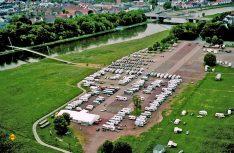 2002 feierte der EMHC das 25-jährige Bestehen mit einem großen Mobiltreffen in Minden. (Foto: EMHC)