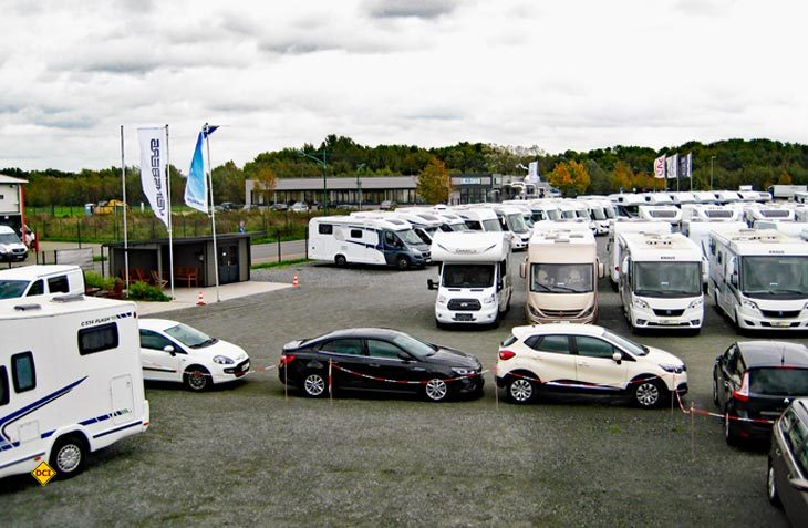 Neuzugang: Ab dem 1. November 2017 gehört das Autohaus Klinke Europas größter Caravaning-Fachhandelskette an. (Foto: Intercaravaning)