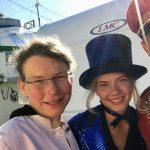 Drei Tage hinter den Kulissen – LMC-Gewinner beim Circus Roncalli