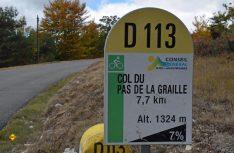Genau hier war für den NIU Endstation der Bergetappe. Gut zehn Kilometer mit einer Steigung von sieben Prozent war eine tolle Leistung. (Foto: hcb)