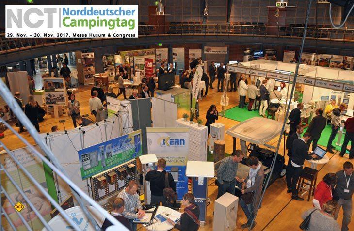 Als Branchentreff der norddeutschen Campingwirtschaft findet der Norddeutsche Campingtag zum dritten Mal statt. (Foto: VCSH)
