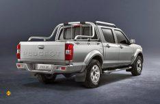 Mit dem Peugeot Pick up ist die PSA Groupe in Afrika wieder in den den Pick up-Markt eingesteigen. (Foto: Groupe PSA)