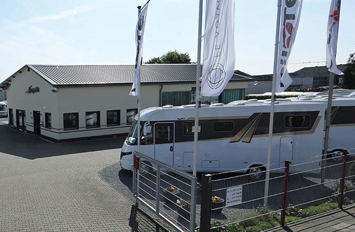 Schon traditionell lädt Reisemobile Jumpertz in Jülich Mitte Oktober zum Oktoberfest mit Messenachlese ein. (Foto: Jumpertz)