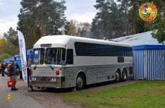 Medien-Star auf dre Achsen: Der Konny Reimann Bus war für den Zubehör-Spezialisten Frankana in Wietzendorf. (Foto: det)