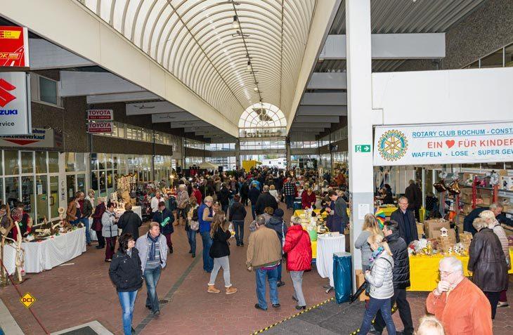 60 Jahre Caravaning Spürkel und den 80. Geburtstag von Gründer Franz Spürkel wird in Bochum-Riemke groß gefeiert. (Foto: Spürkel)