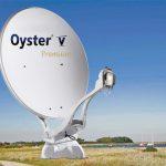 Ten Haaft stellt neue Sat-Anlage Oyster V vor