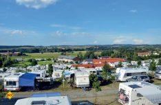 Aktive Erholung im Oktober oder November genießen Gäste im Wellness- und Ferienresort Vital Camping Bayerbach. (Foto: Vitalcamping Bayerbach)
