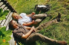 Im Herbstangebot von Vital Camping Bayerbach sind Wander- und Biketouren auf dem Plan. (Foto: Vital Camping Bayerbach)