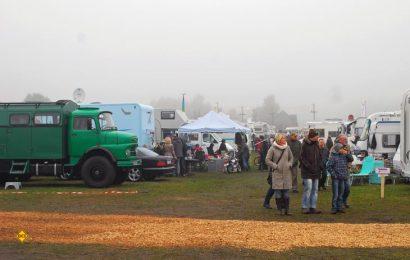 Zum 34. Mal treffen sich die Selbstbauer auf dem SAT-Treffen im Südsee-Camp in Wietzendorf. (Foto: det)