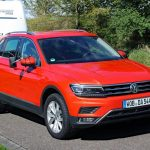 Kurz vorgestellt – Zugfahrzeug VW Tiguan 2.0 TDI 4Motion