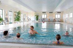 Vital Camping Bayerbach - die Anlage bietet Erholung pur für Reisemobilisten. Sauna, Hallenbad und Massagen schaffen erholsame Wellness. (Foto: Thomas Cernak - Vital Camping Bayerbach)