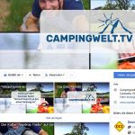Neues Video-Portal campingwelt.tv erfolgreich gestartet