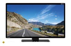 Zum Oyster V Premium-System von ten Haaft gehört auch der hochwertige TV. (Foto: Werk)