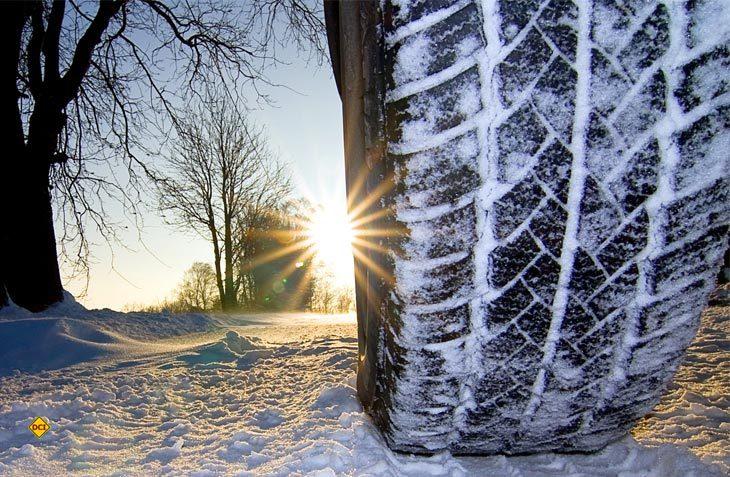 Ein Verstoß gegen die Winterreifenpflicht kann laut ADAC teuer werden. (Foto: ADAC)