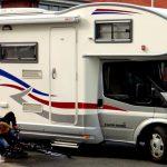 CaraWarn stellt Toten Winkel Warner für Wohnmobile vor