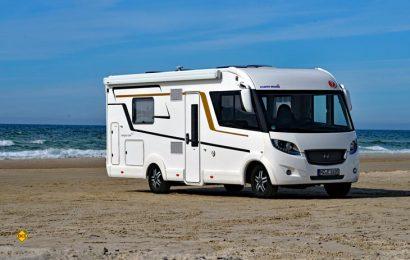 Mit dem Top-Modell 730 EB der Intergra-Line Reihe bietet Eura Mobil ein komfortables Paar-Mobil der Extraklasse mit interessantem Grundriss an. (Foto: det)