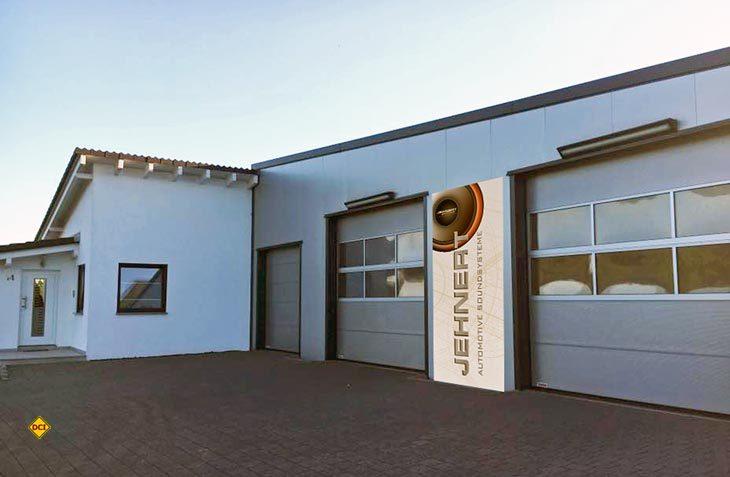 Die modernen und großzügigen Räumlichkeiten von Jehnert Sound Design in Pliezhausen. (Foto: Jehnert)
