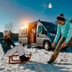 Mit dem Womo an die Piste – die besten Plätze in den Alpen