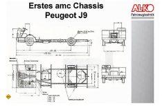 Der erste Entwurf des amc-Chassis von Alko aus dem Jahr 1979. (Foto: D.C.I.-Archiv / Al-Ko)