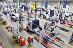 Im modernen Al-Ko-Werk in Ettenbeueren, unweit von KLeinkötz, werden die Al-Ko-Chassis für Reisemobile heute hergestellt. (Foto: Al-Ko)