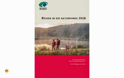 Raus aus dem Alltag, rein in die Natur – die aktuelle Broschüre des Verbands Deutscher Naturparke beschreibt Naturerlebnisse in Deutschland, Österreich, der Schweiz und Luxemburg. (Foto:Naturparke)
