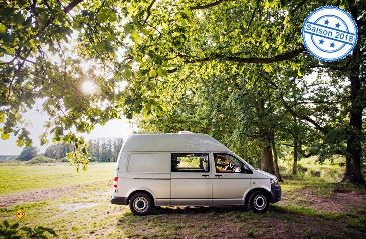 Das Online-Vermietportal PaulCamper stellt mit dem Campingbus VanPaul ein eigenes Reisemobil für die Vermietung vor. (Foto: PaulCamper)